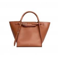 Celine Small Big Bag With Long Strap In Smooth Calfskin