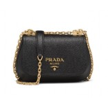 Prada Saffiano leather shoulder bag 1BD275