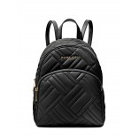 Mk Abbey Medium Quilted Leather