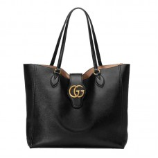 Women Medium tote with Double G