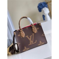 Louis Vuitton launches the Onthego PM tote bag M44654