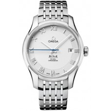 Omega De Ville Gents Collection Co-Axial 41Mm Stainless Steel 43110412102001 431.10.41.22.02.001 Omega-Uhren