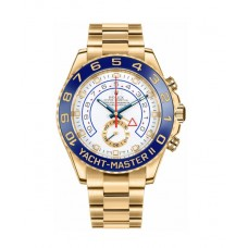 Rolex Yacht-Master Ii 116688-78218 Yellow Gold