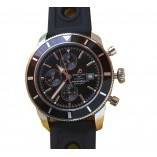 Breitling Bronze Superocean Heritage 46 Dial Rubber Strap A17320 Watch